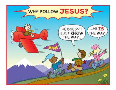 Why Follow Jesus